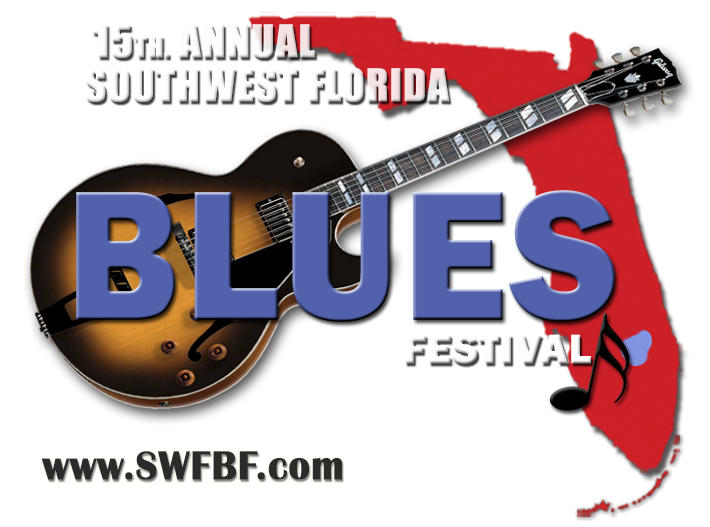 Southwest Florida Blues Festival banner